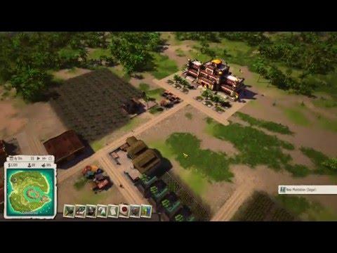 Tropico 5 game play |