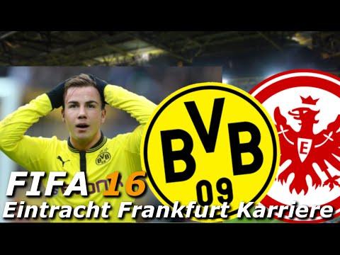 FIFA 16 KARRIEREMODUS #64-Die Alte Zeiten ? l FIFA 16 Karriere Eintracht Frankfurt/Let's Play
