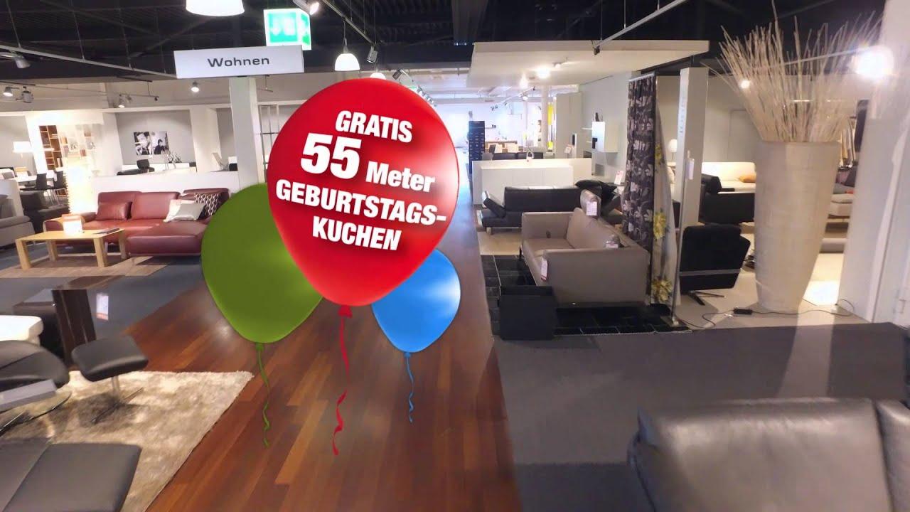 55 Jahre Möbel Egger In Eschenbach Youtube
