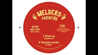 WELDERS RECORDS WER 1201 - Murray Man, King General, Sama Renuka, T High T