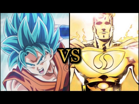 Anime VS Comic Match Ups Bruh