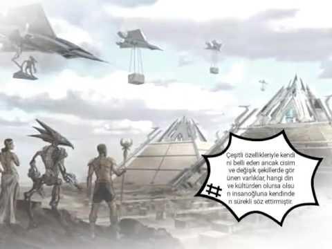 Uzaylılar Aslında Cinler Mi?