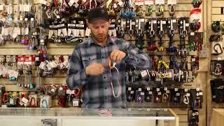 Climbing Basics 1: Carabiner Strength