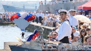 День Флота в Севастополе 2019 в 4K разрешении
