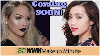 Nikkie Tutorials & Michelle Phan Tease New Products! | Makeup Minute