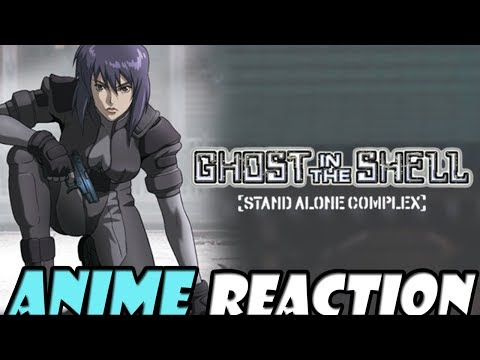 GHOST IN THE SHELL S A C  EPISODE 1