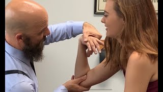 Double Jointed Acrobat Gets Chiropractic Cracking ~ Relax ASMR.