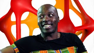 Eddie Kadi, Africa's King of Comedy - BBC What's New?