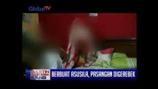Download Video Tengah Asyik Berbuat Asusila, Pasangan Bukan Suami Istri Digerebek Satpol PP - BIS 14/09 MP3 3GP MP4
