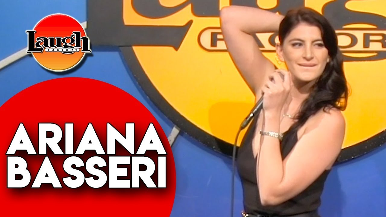 Download Ariana Basseri | Sexy Whisper | Laugh Factory Stand Up Comedy