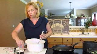 Shrimp&crab Crepes.wmv