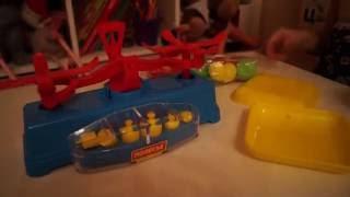 Видеообзор детской игрушки Весы Полесье Беларусь, игра в продавца