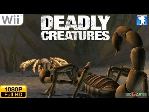 Deadly Creatures – Wii Gameplay 1080p (Dolphin GC/Wii Emulator)