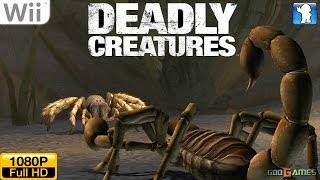 Deadly Creatures - Wii Gameplay 1080p (Dolphin GC/Wii Emulator)