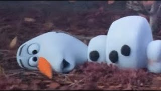 Olaf Ah Ah Ah Scene ( Frozen 2 Funny )