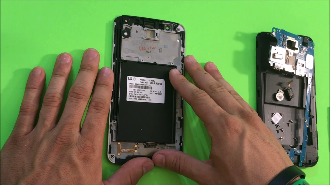 Lg Stylo 3 Battery Upgrade