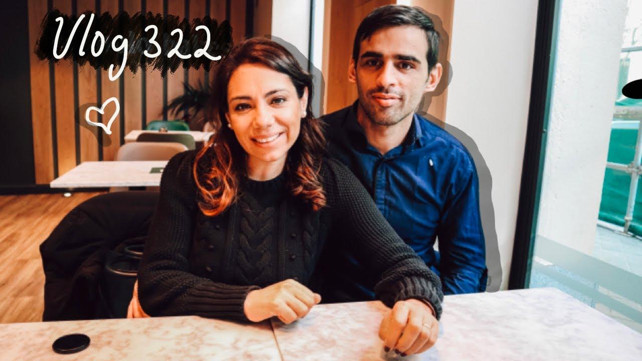 Disfrutando tiempo en pareja 🇪🇸 Volvemos a ver a nuestros amigos! / Mexicana en Londres