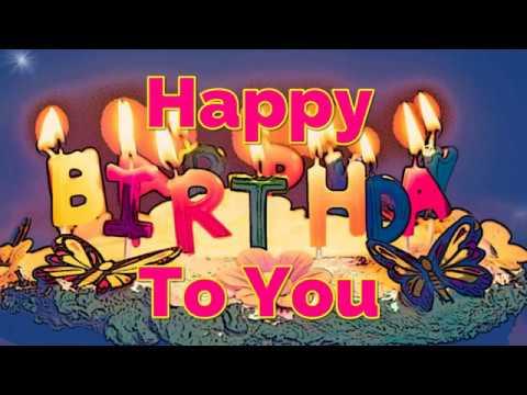 geburtstagsgr e happy birthday deutsch youtube