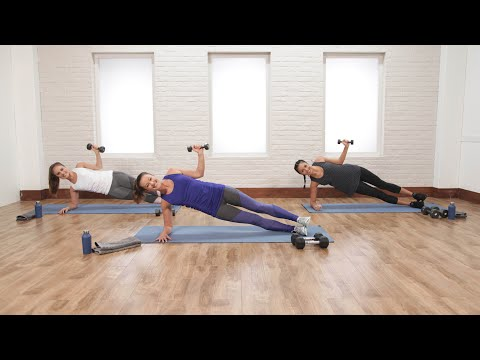 Torch 300 Calories in 30 Minutes With This Cardio Boot Camp