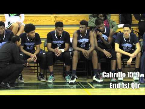 High School Basketball: Compton vs. Long Beach Cabrillo