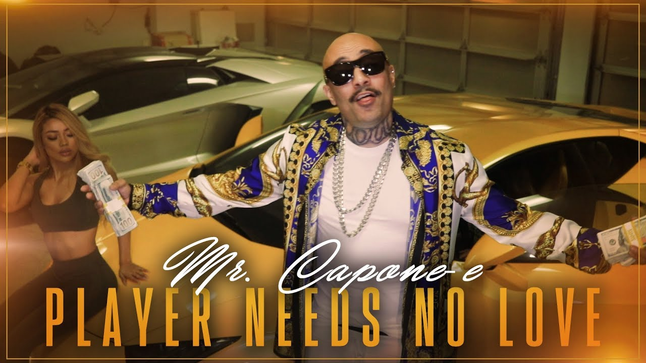 Mr.Capone-E - Player Gets No Love (Official Music Video)