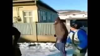 Деревенский Бобслей