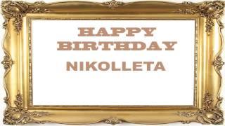 Nikolleta   Birthday Postcards & Postales - Happy Birthday