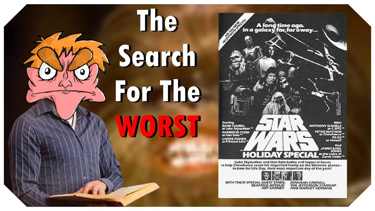 The Star Wars Holiday Special - The Search For The Worst - IHE - YouTube