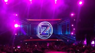 Download Zedd - Intro (Hourglass + Spectrum) + Beautiful Now (Lollapalooza Chile 2016) MP3 song and Music Video