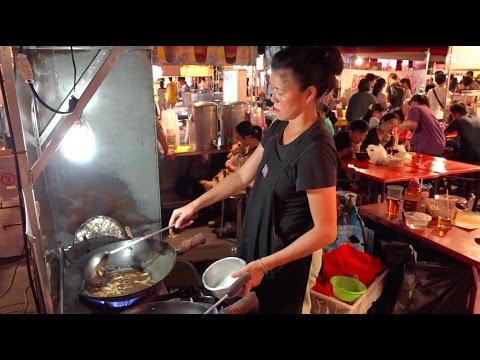 台灣夜市中最棒的小吃:大東夜市