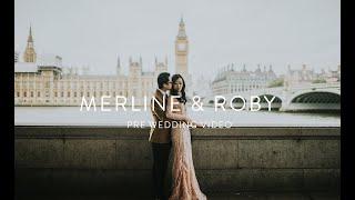 Merline & Roby | Pre wedding | London wedding video