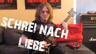 Callejon - Schrei nach Liebe (HD Guitar Cover) feat. Bela B
