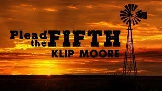 Kip Moore - Plead The Fifth (Lyric Video)