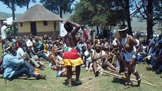 Zulu Traditional Dance:  kwaZonda ehleka eMpendle 2015