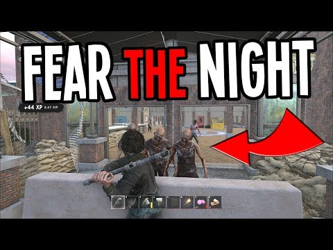 TAKING OVER the SCHOOL - Fear The Night Gameplay - Ep 2