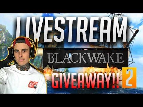 BLAKEWAKE W/FRIENDS | GIVEAWAY!! | BETTING SYSTEM!! | RAFFLES!! | !KILLS | PART 2