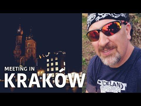 KRAKÓW i odnaleziona RODZINA w Polsce / KRAKOW and RELATIVES found in Poland