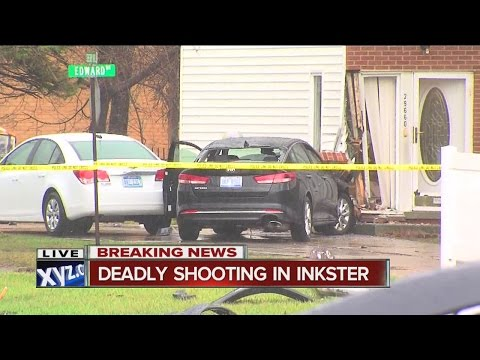 Deadly shooting in Inkster