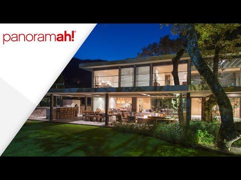 Panoramiczne, bezramowe okna aluminiowe Panoramah!