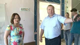 Рабочая  поездка  главы  района  в ДК