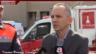 İzmir Adliyesi'nde gaz paniği