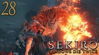DEMON NIENAWIŚCI - BOSS [#28] Sekiro: Shadows Die Twice