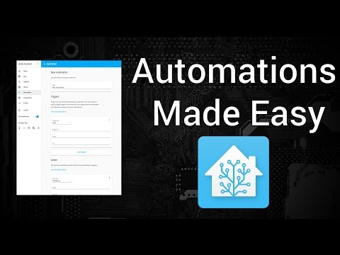 Automation Editor Tool - Home Assistant Tutorial