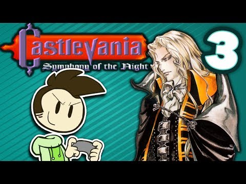 Castlevania: Symphony of the Night - #3 - The Long Library - The Backlog