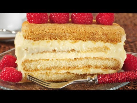 Tiramisu Recipe Demonstration - Joyofbaking.com