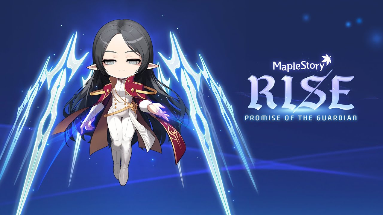 MapleStory Rise: Promise of the Guardian Trailer (30s)