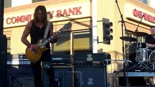 GEORGE LYNCH & LYNCH MOB @ X Fest In Modesto Ca.- 8-4-12 Frst 29 Min of the Set
