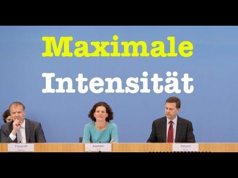 14. Mai 2018 - Bundespressekonferenz - RegPK