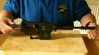 How to build a custom built M4 airsoft gun from 2nd hand parts and spares (part1) by Domainofairsoft
