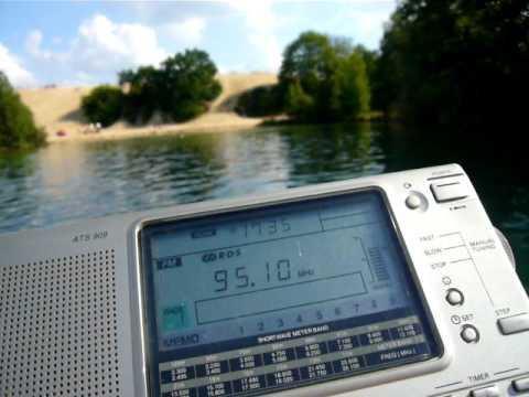 04.07.2010: Piratensender De Firma (?) - 95,1 MHz